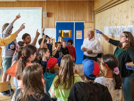 Die R. Geigy-Stiftung und das Swiss TPH im Kinderdorf Pestalozzi