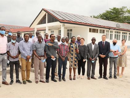 Eine neue Solaranlage für das Ifakara Health Institute in Tansania