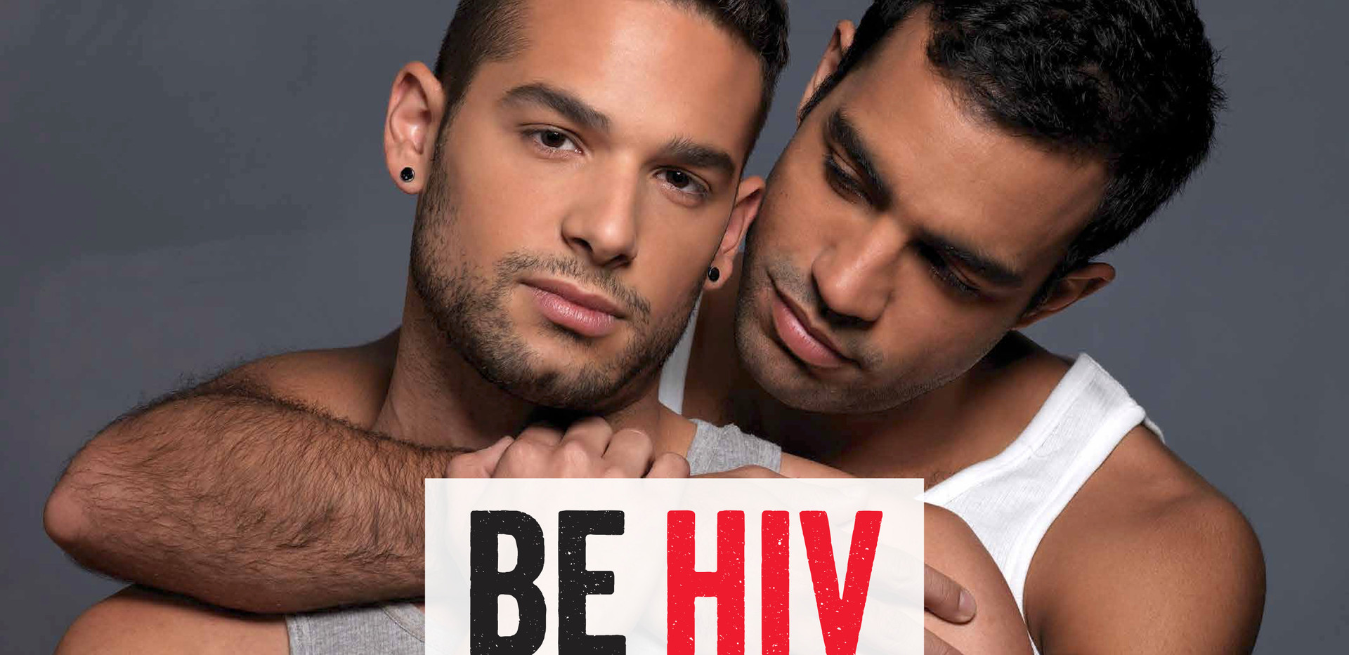 Chris Costa and Johnny Sibilly - Be HIV Sure