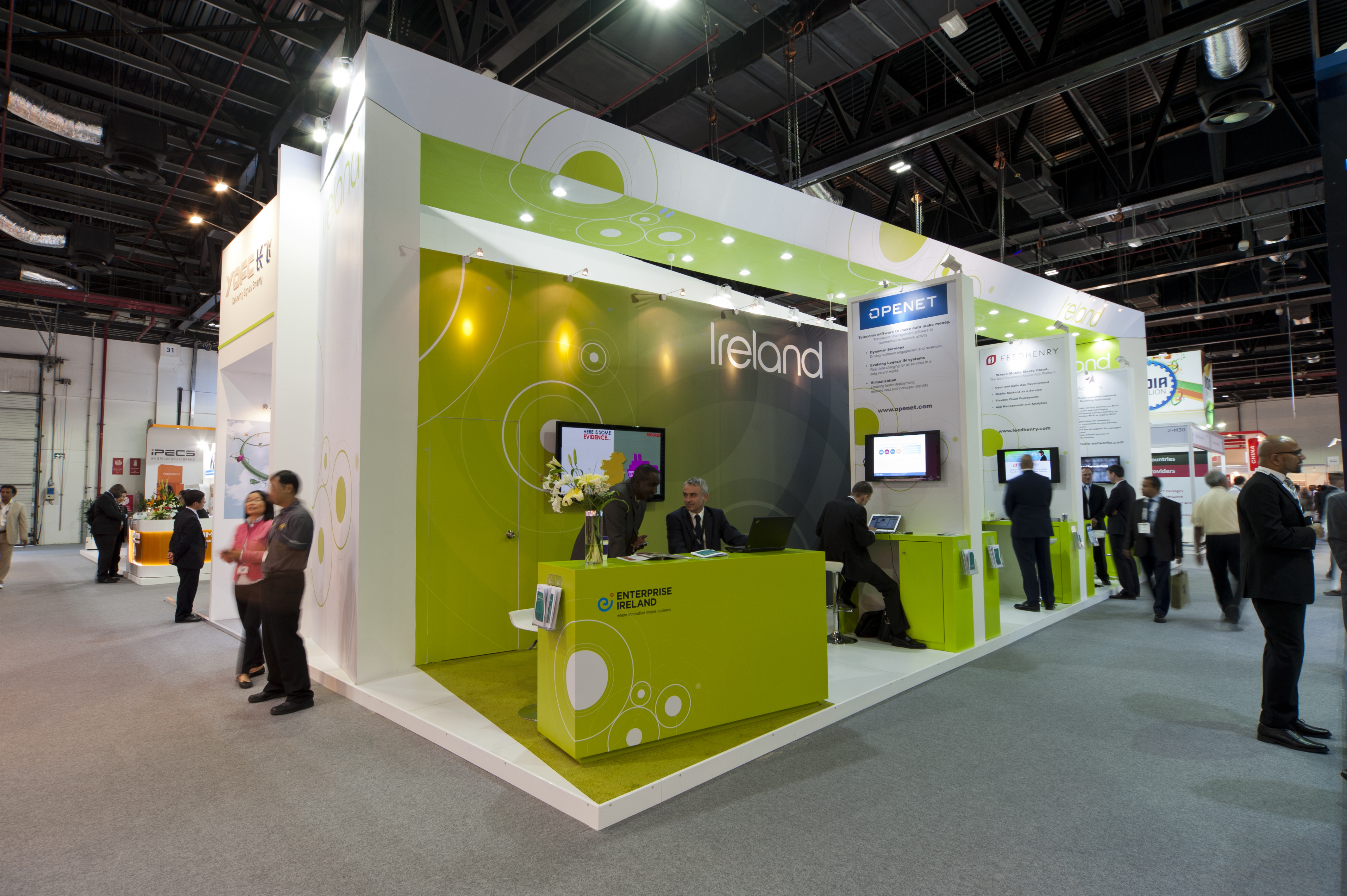 Exhibition Stands And Events : Design inme