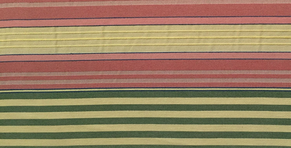 Green - Yellow - Pink - Stripe