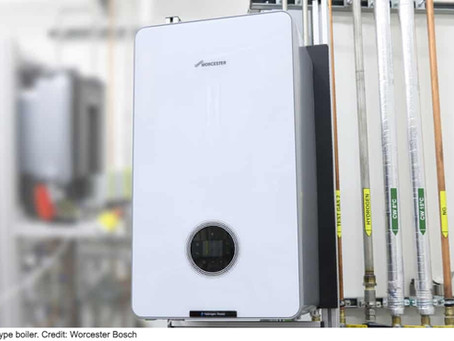 Hydrogen: The future of Central Heating?