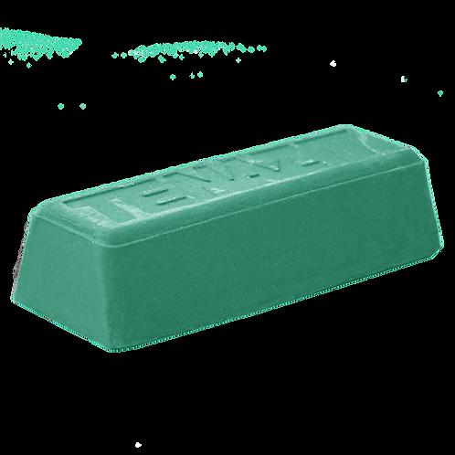 2404 Pasta para pulido verde Dimensiones (in) :7X2-5/8X1-3/4 Dimensiones