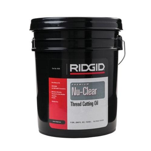 41575 Aceite de corte para roscar NU-Clear Cubeta