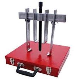 4232SJB Juego de extractor quijada recta 10ton 8 piezas caja met.