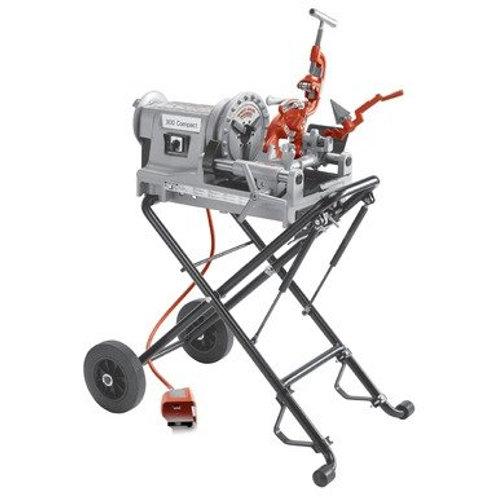 """66947 Roscadora electrica Mod. 300 Compacta 1/2""""-2"""" NPT"""