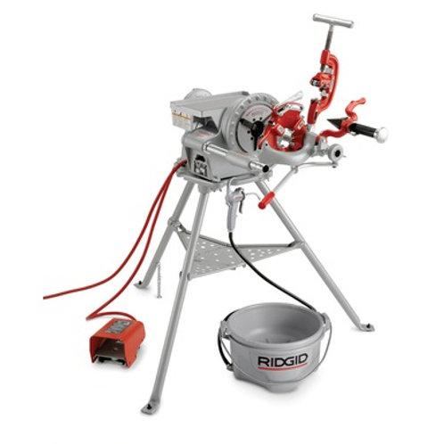 """15722 Roscadora electrica Mod. 300 Completa  1/2""""-2"""" NPT 115V,50/60hz 57rpm"""
