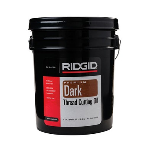 41600 Aceite de corte para roscar Oscuro Cubeta