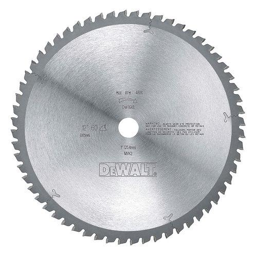 "DW7648 DISCO SIERRA 12"" 80T DEWALT"