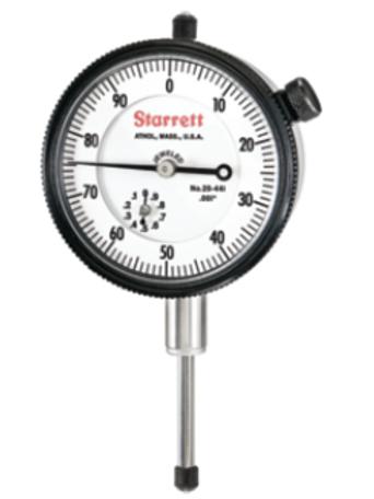 """25-441J Reloj comparador resolucion 0,001"""" Graduacion de la esfera 0-100"""