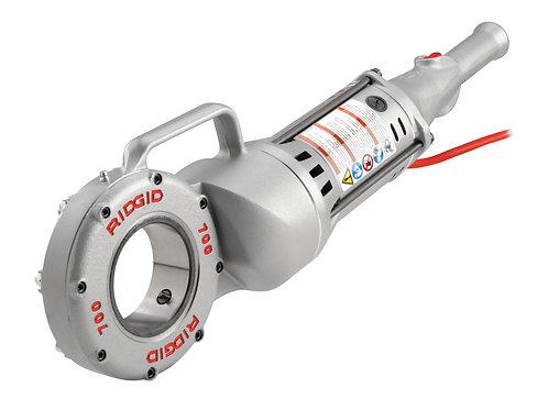 """41935 Tarraja electrica Mod. 700 solo 115v p/tubo 1/8""""-2"""" y perno 1/4""""-1"""""""
