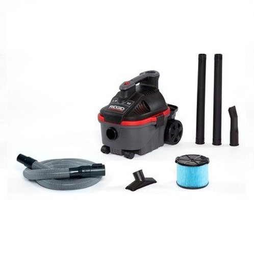 63678 Aspiradora 4 Galones Mod. 4000RVM para solidos y liquidos portatil