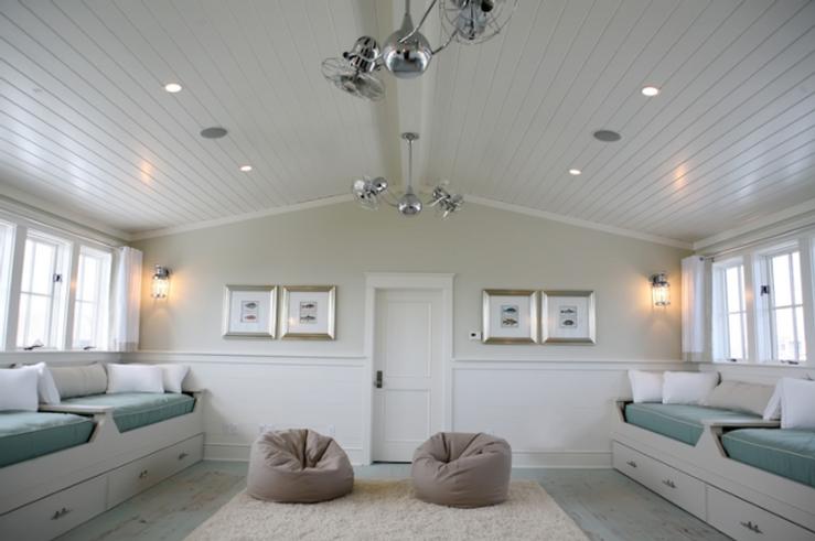 ceiling beadboard