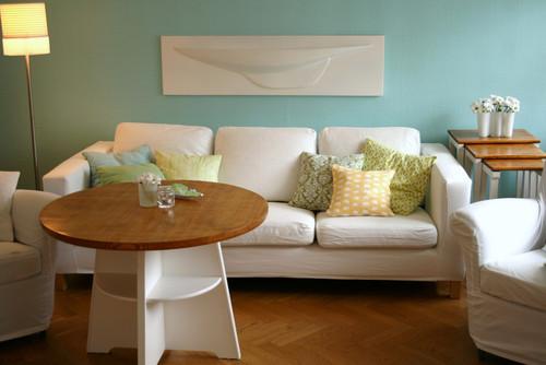 Chez Larsson- living room