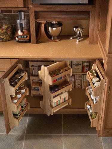 kitchen cabinet storage ideas (1)