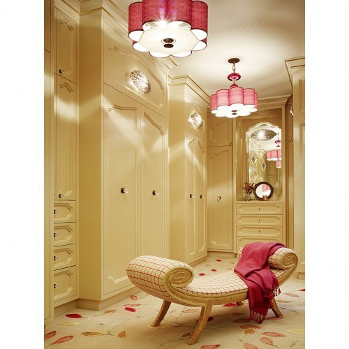 Pacific Heights Residence traditional closet
