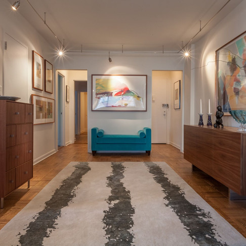 Foyer Sets The Stage
