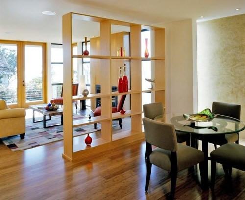 Rhodes Architecture + Light modern dining room