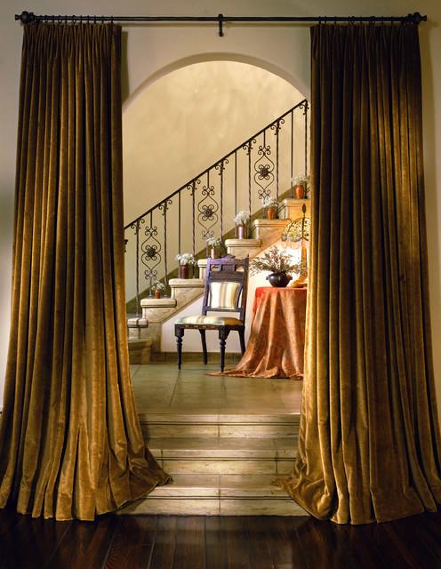 Mediterranean Classic mediterranean staircase