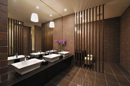 Sendai Bathroom contemporary bathroom