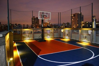 Harlem Rooftop Sport pro USA- Basketball
