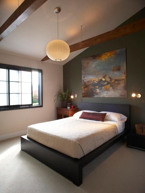 Bedroom asian bedroom