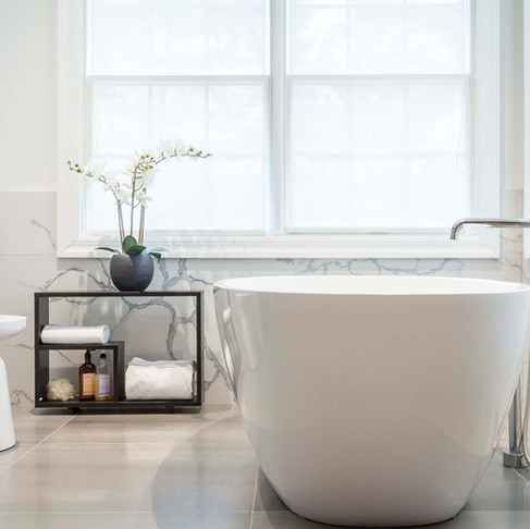 This fall, Fall in love with your Bathroom