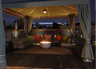Harlem Residental Roof - Janus et cie ca