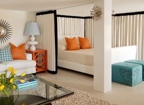 Glenwood Residence eclectic bedroom