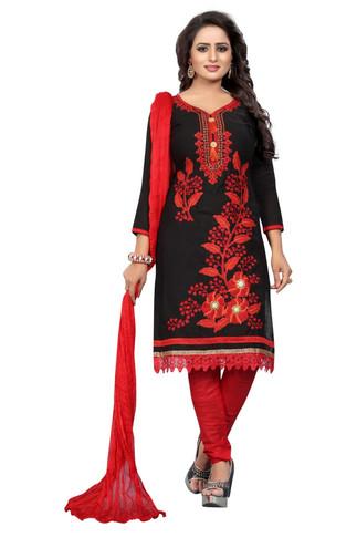 1037.Black_Pari-Rs.400(Cotton)