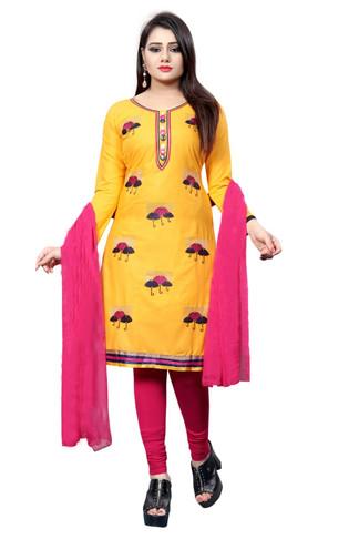 1086.Umbrella_Yellow-Rs.350(Cotton)
