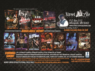 Streetlife Publishers' XXL Ad