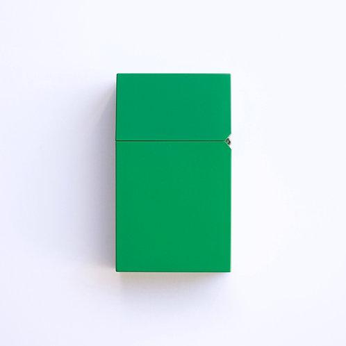 Hard-edge Petrol Lighter / L-Colour (green)