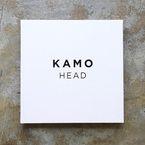 KAMO HEAD by Katsuya Kamo