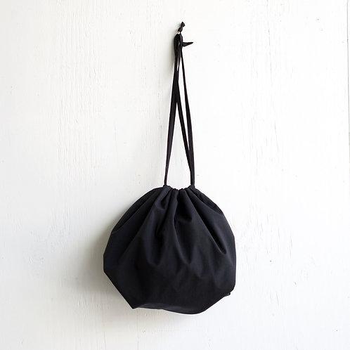 KaILI TOY / NOT COMPACT ECOBAG (black)