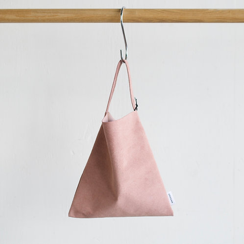 niuhans / Mini Bag - Square (Powder Pink)
