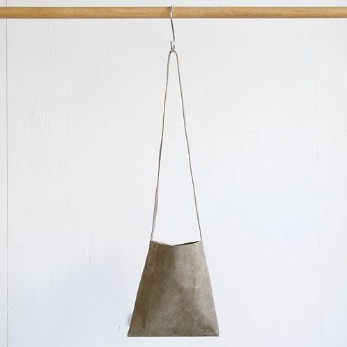 niuhans × howse / Mini Bag - Square (shoulder/MossGrey)