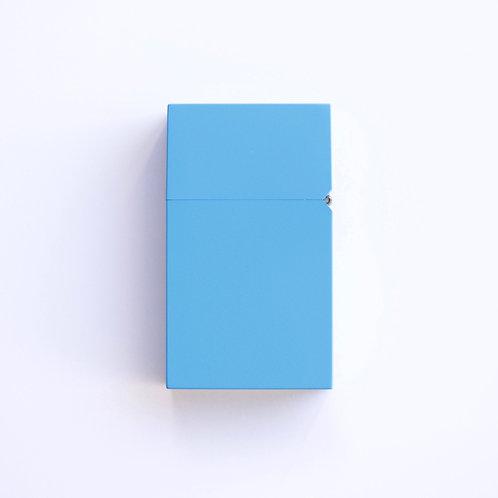 Hard-edge Petrol Lighter / L-Colour (turquise)
