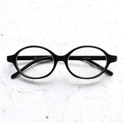E.B.(black) [clear lens]