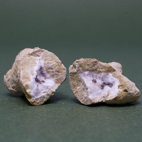 Aragonite × Kutnahorit