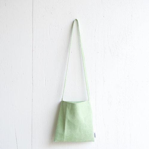 niuhans × howse / Mini Bag - Square (shoulder/Mint Green)