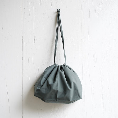 KaILI TOY / NOT COMPACT ECOBAG (charcoal)
