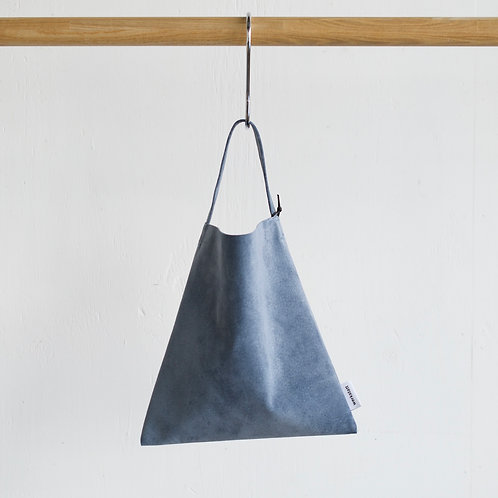 niuhans / Mini Bag - Square (Saxe Blue)