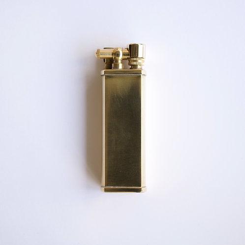 Bolbo Petrol Lighter (brass-gold)