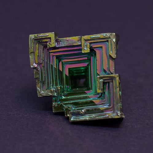Bismuth (artificial) / ビスマス(人工結晶)_ 3