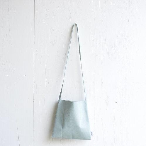 niuhans × howse / Mini Bag - Square (shoulder/Pale Blue)