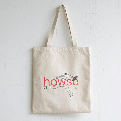 howse SOUVENIR TOTE - 5 (howse/tennis/hingis)