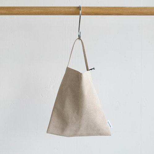 niuhans / Mini Bag - Square (Cream)