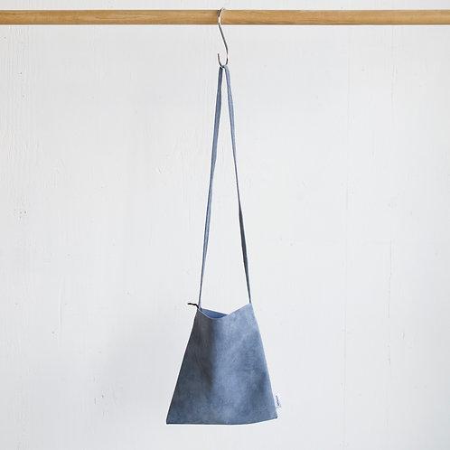 niuhans × howse / Mini Bag - Square (shoulder/SaxeBlue)