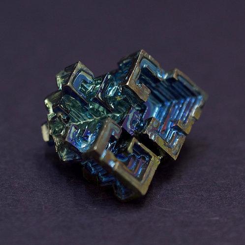 Bismuth (artificial) / ビスマス(人工結晶)_ 2